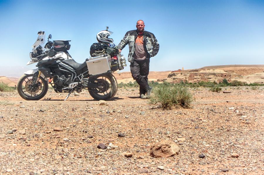 Sigi und Ouarzazate
